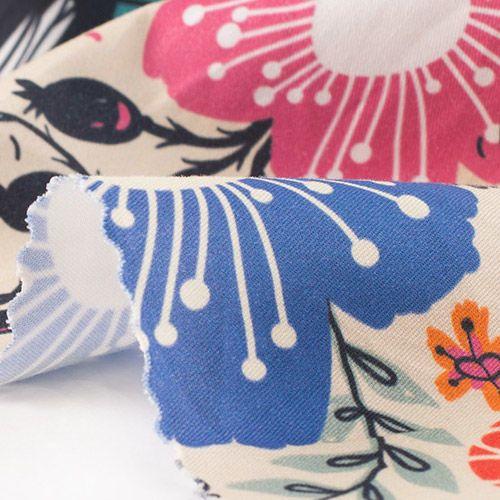 cotton twill dress fabric