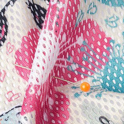 printed mesh fabrics