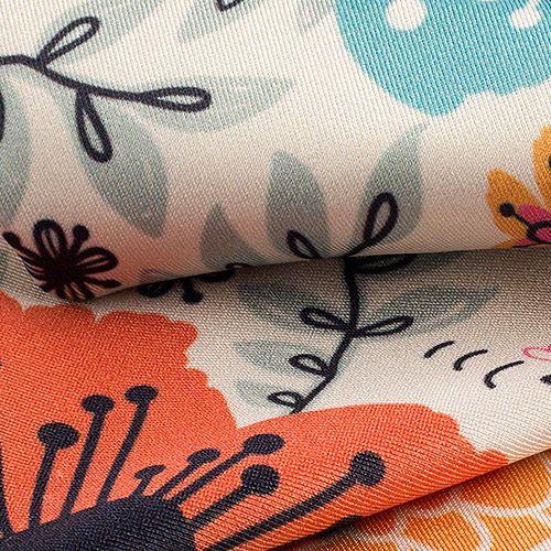 lycra soft sheen sports fabric