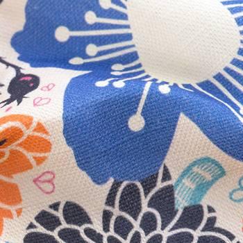 洋服素材 デザインプリント