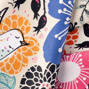 poly sheeting fabric printing