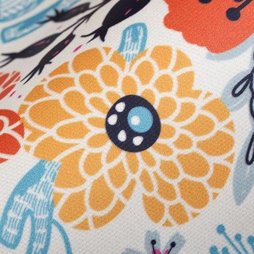 Oilcloth Matte outdoor cushion fabric