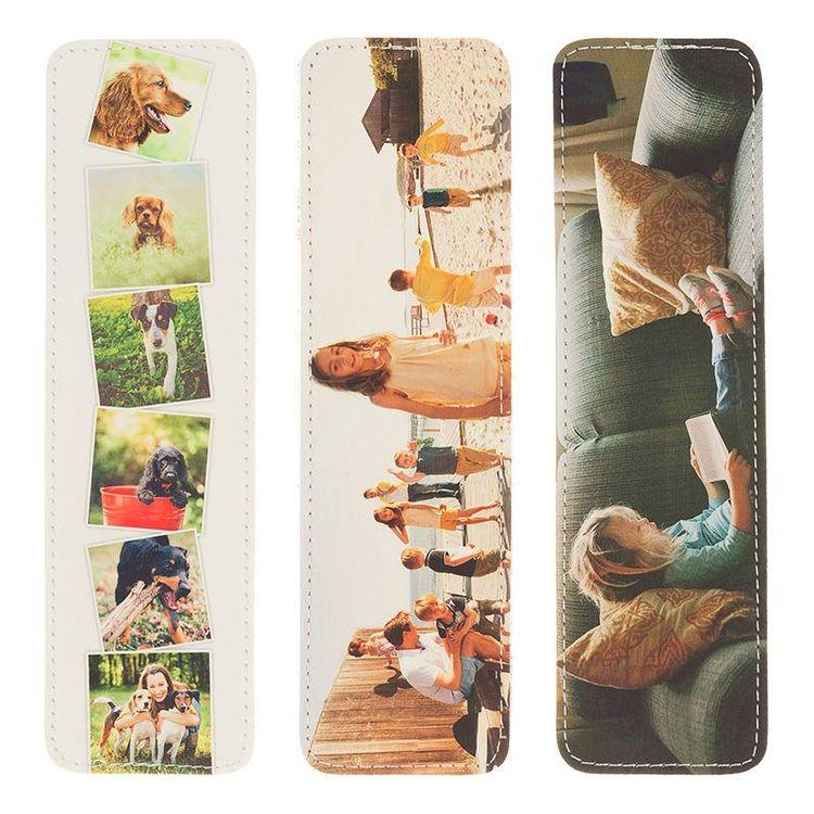 custom printed bookmark