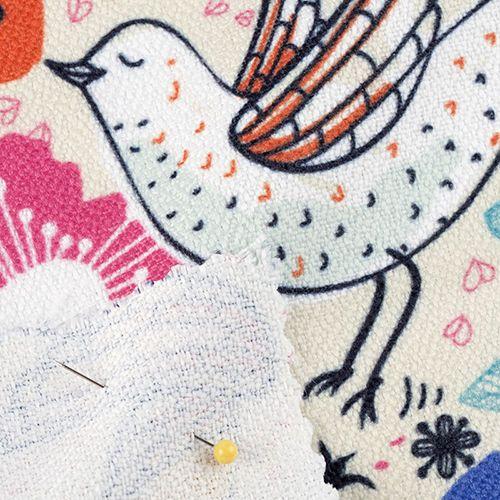 Gaia Eco Woven Coat Fabric