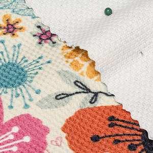 織物生地 印刷