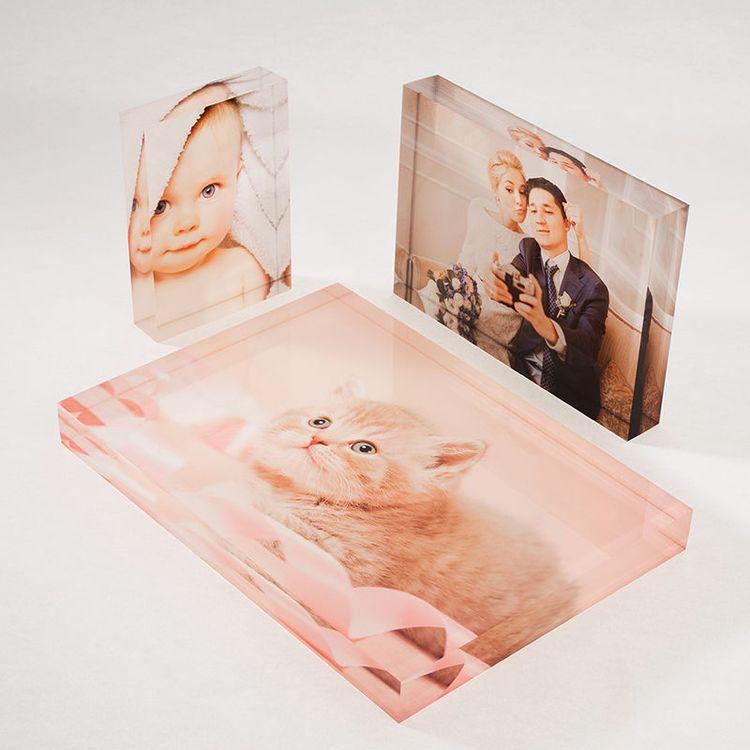 acrylic photo prints family