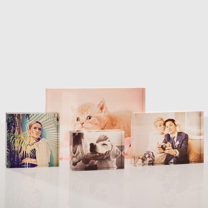 Acrylglas Foto gestalten Angebot