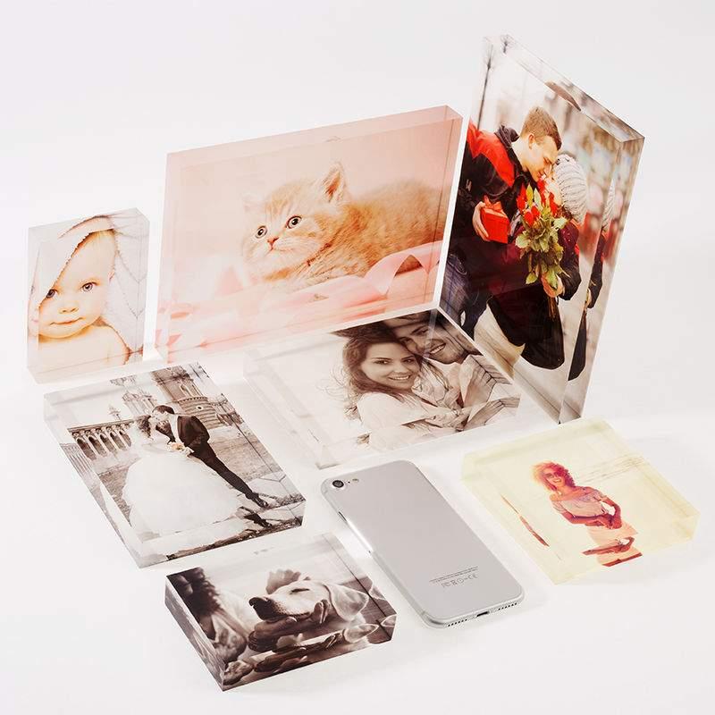 Photo Blocks - Photo Acrylic Prints You Design