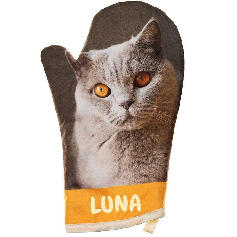 Guanti da forno personalizzati guanti da cucina con foto - Guanti da cucina ...