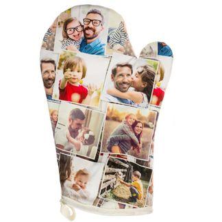 ofenhandschuh mit foto collage bedrucken lassen