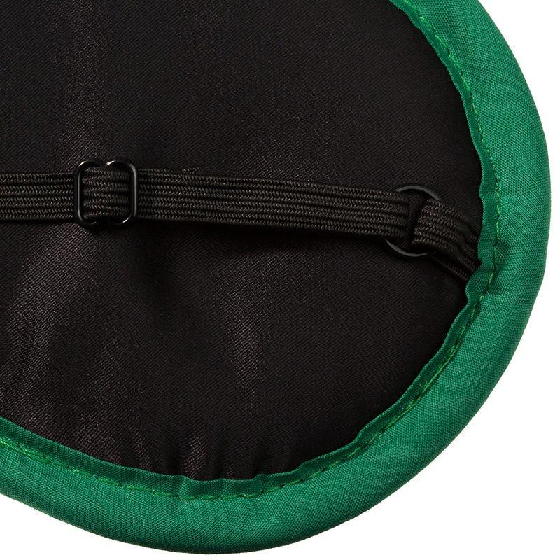 gummizug detail schlafmaske