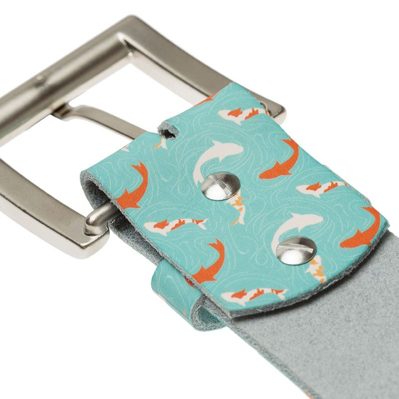design your own belt details