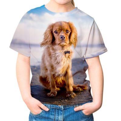 T-shirts med eget tryck barn