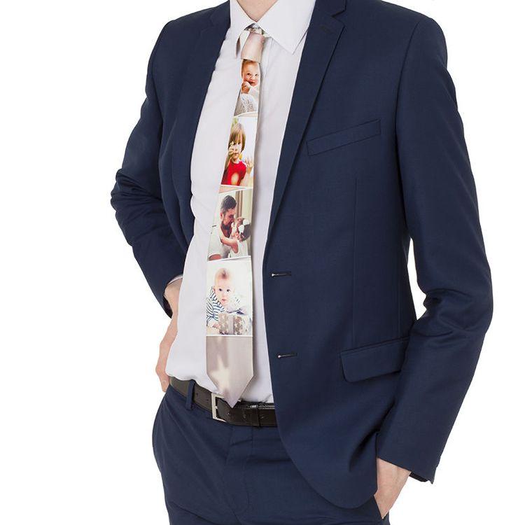 krawatte bedruckt