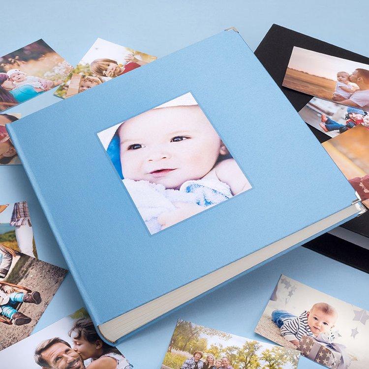 Album pour photo avec couverture personnalisable