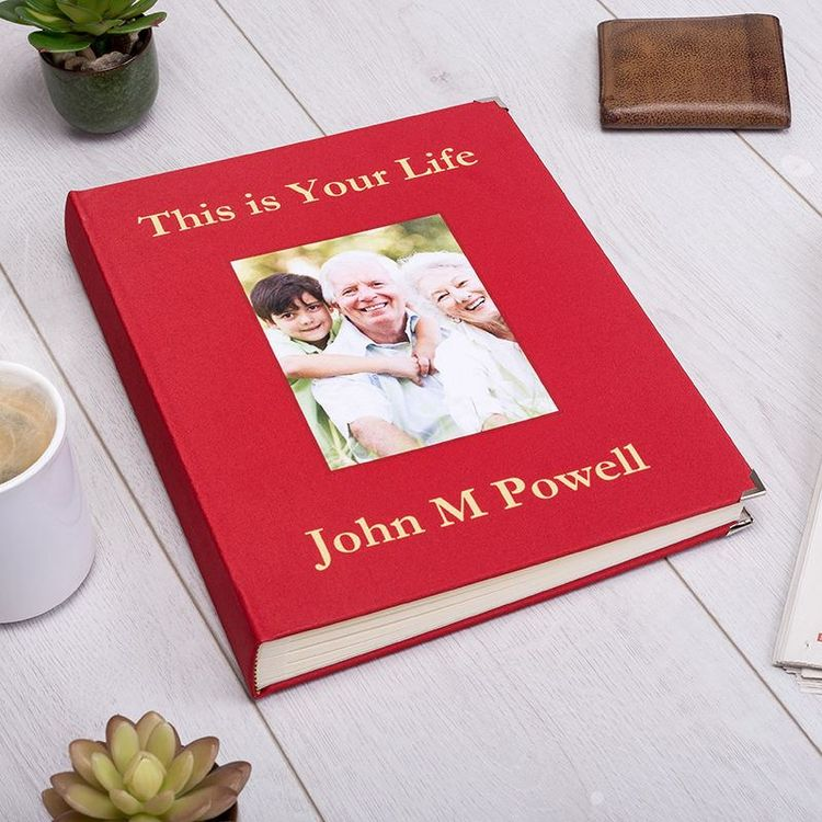 Här är ditt liv fotoalbum
