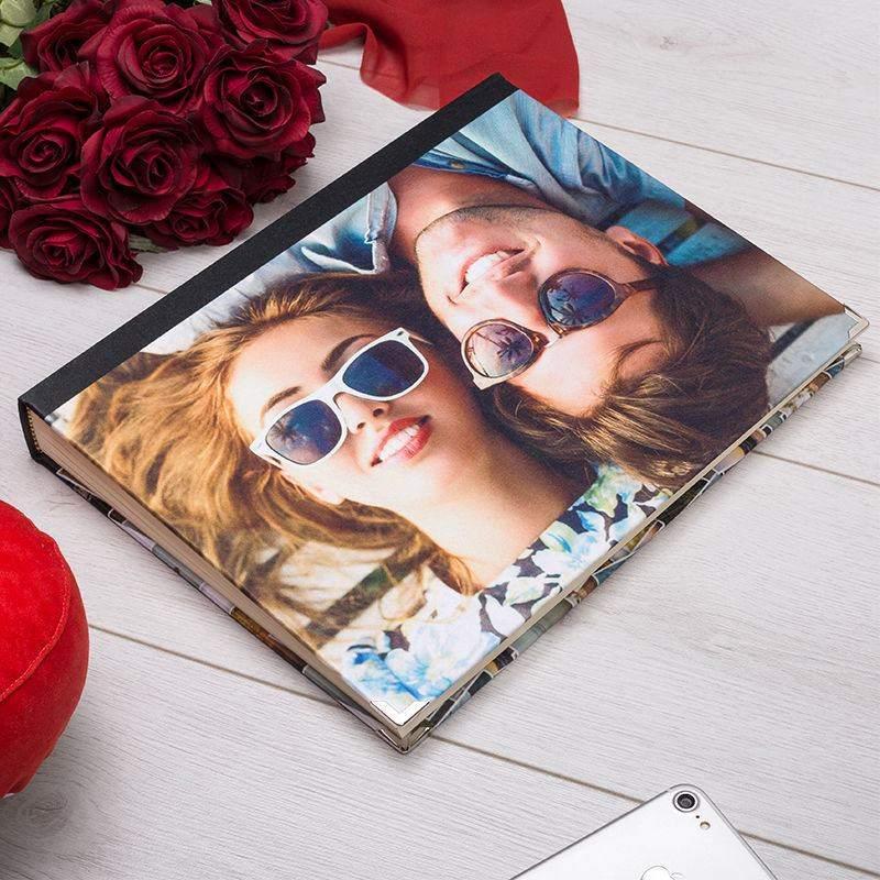 personalisiertes fotoalbum selbst gestalten fotoalbum bedrucken. Black Bedroom Furniture Sets. Home Design Ideas