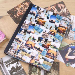 Álbum scrapbook para colegio