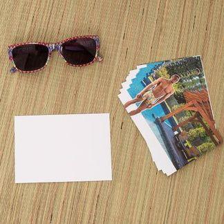 personalised postcards