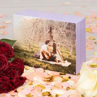 foto herinnerings doos voor verloving