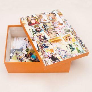 fotobox mit collage