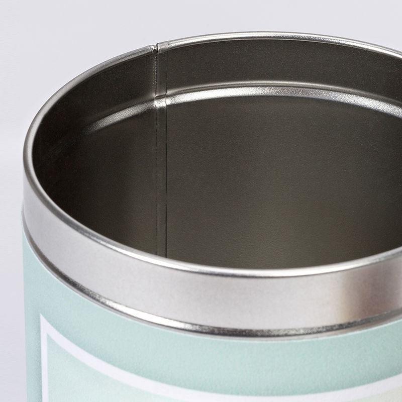 details of cylinder tin