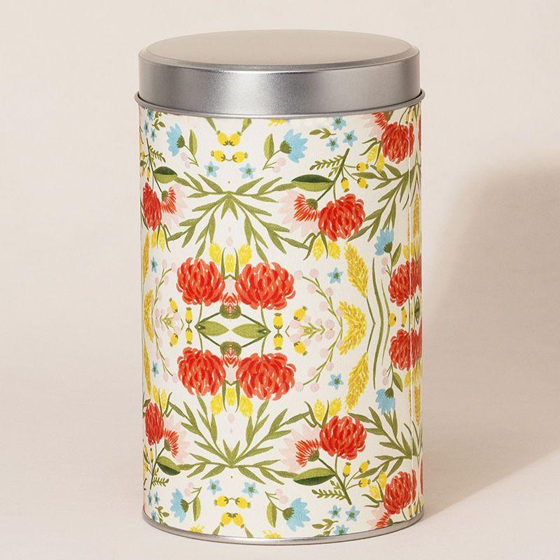 customized tin cylinder shaped