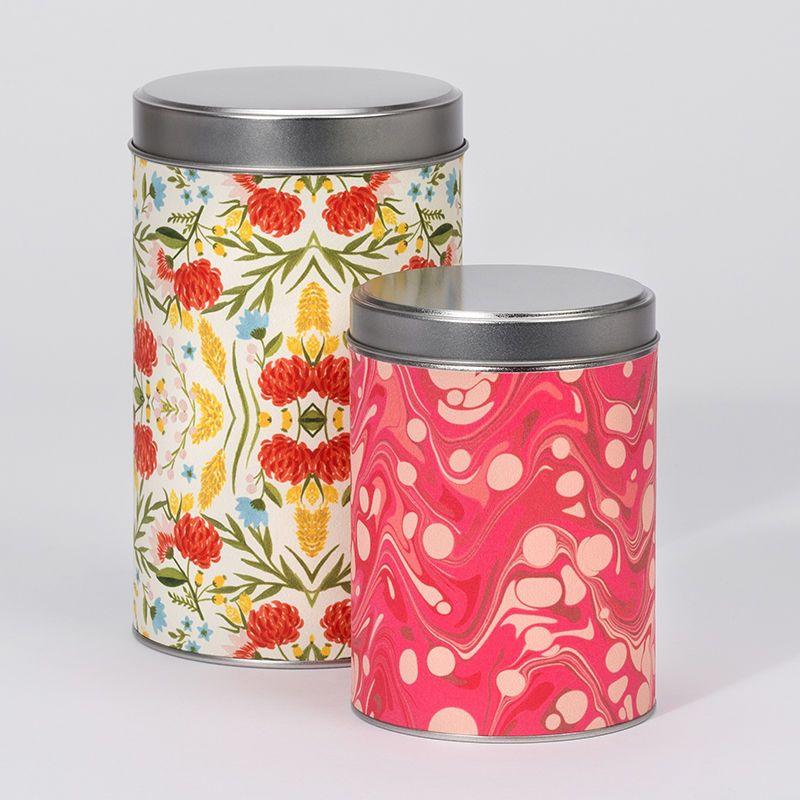 円筒缶 大きさ 2種類