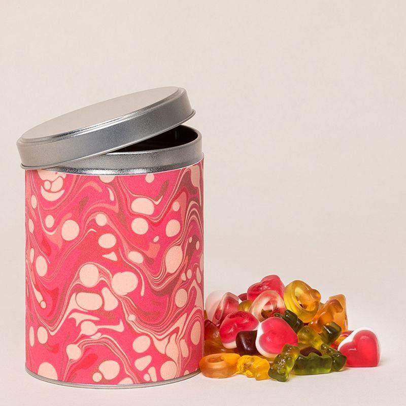 sweetie tin cylinder