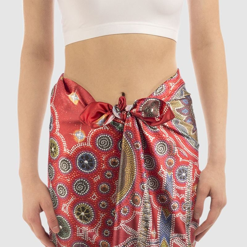 gestalte sarong selbst