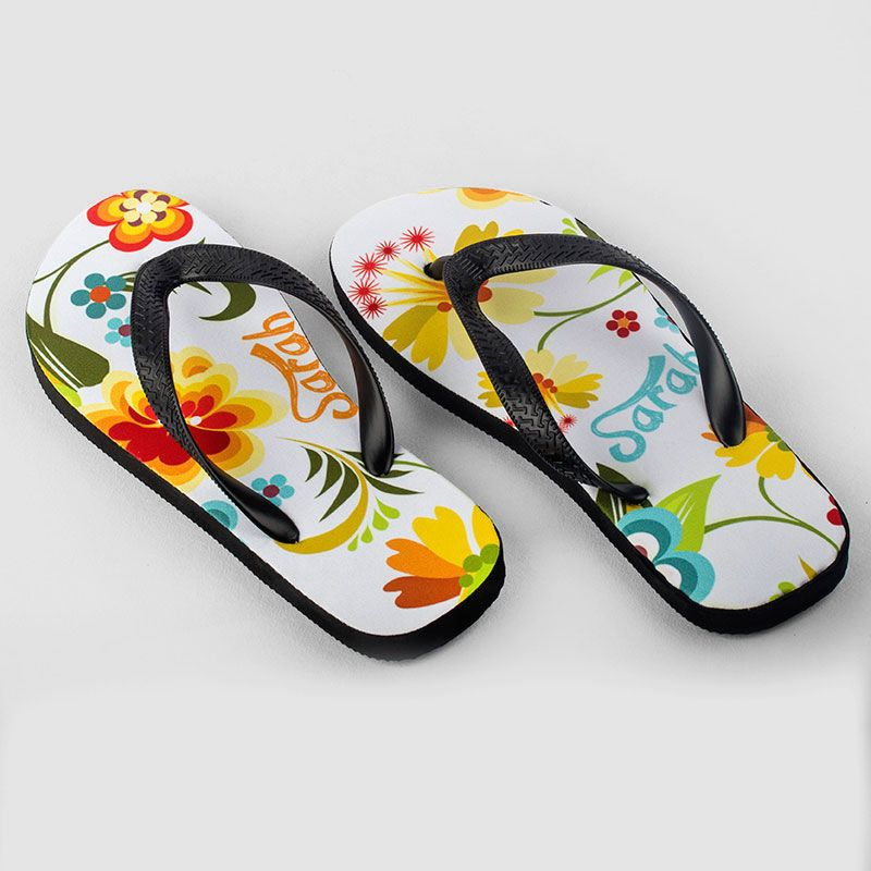 flip flops bedrucken lassen für kinder