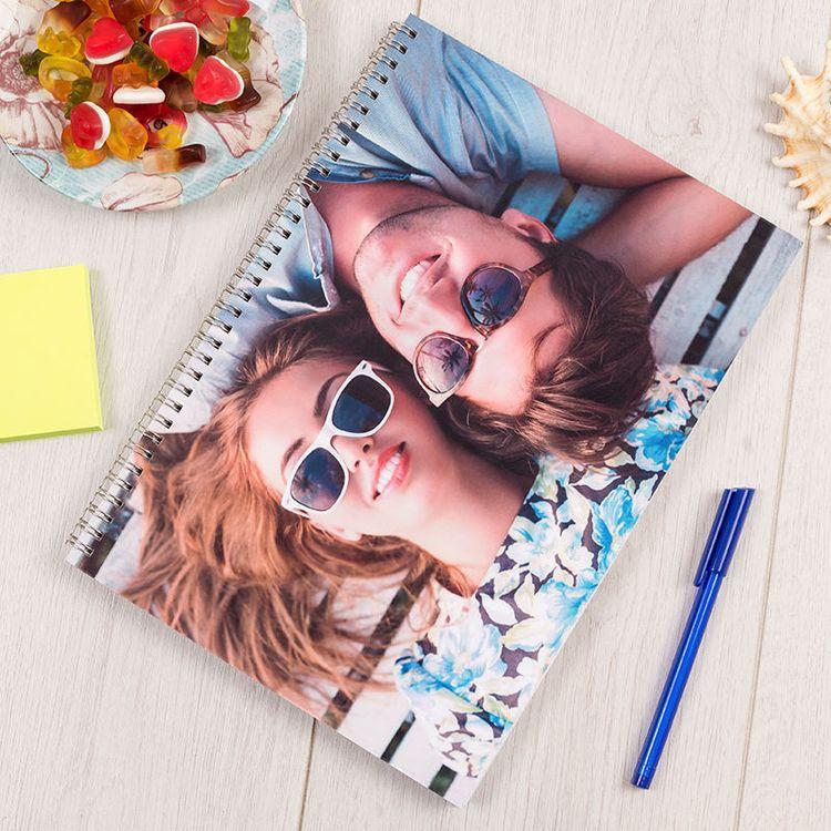 libretas personalizadas con foto