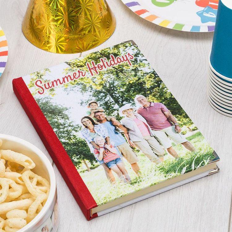 Gepersonaliseerd Familie Notitieboek