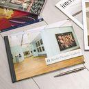 Livre d'or personnalisé pour votre galerie d'art