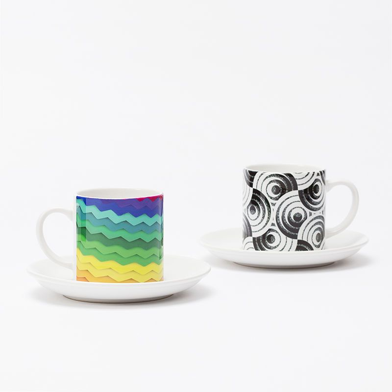 虹デザイン印刷 コーヒーカップ