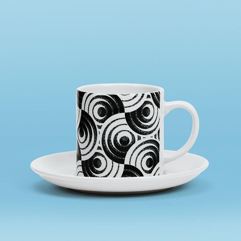 オリジナル コーヒーカップ&受け皿