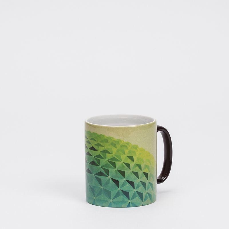 heat sensitive mug after