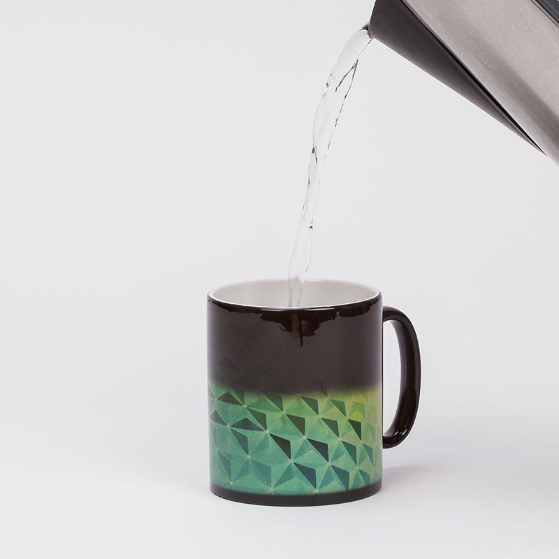 感温マグカップ デザインプリント