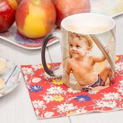 taza de papá magica