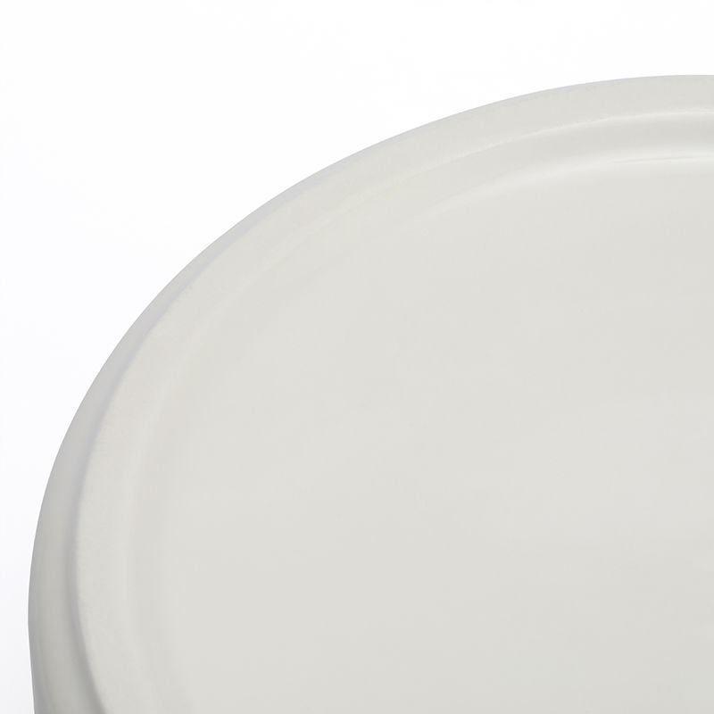 close up details of ceramic bowl