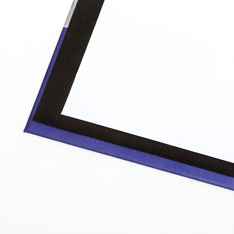 Corner Of Hardback Card Giant A3