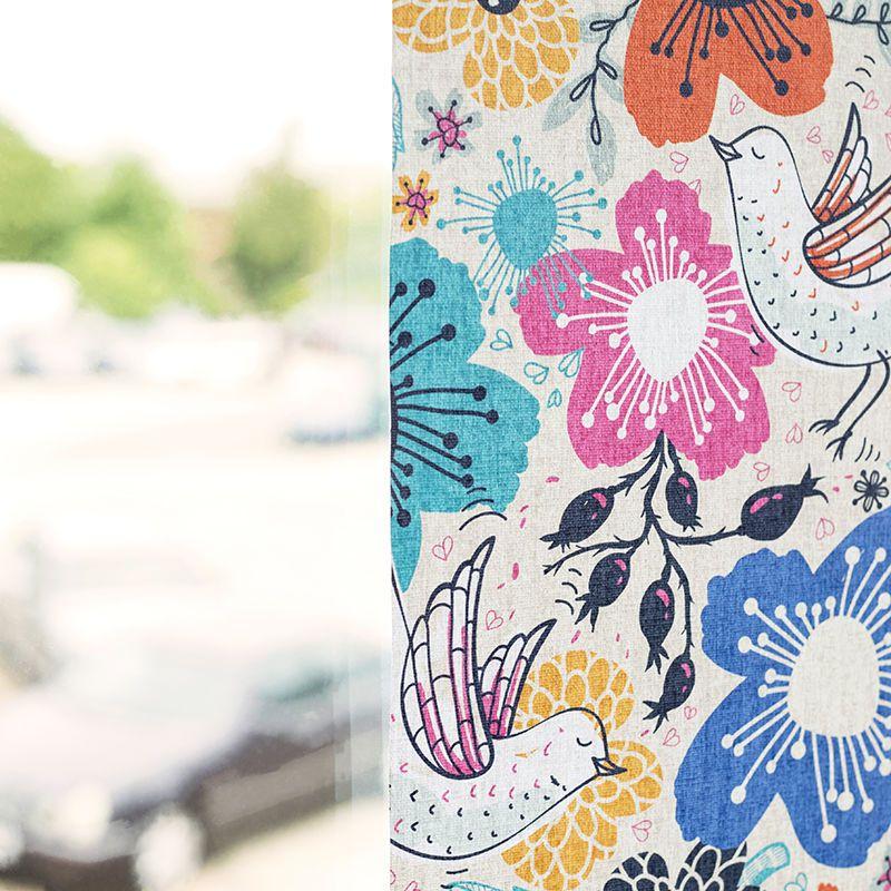 Impresión textil en tela para persianas estor online