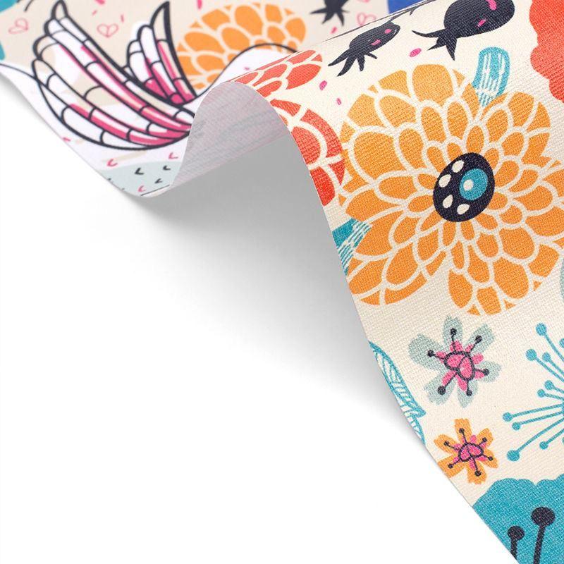 stampa sublimatica al metro tessuto traslucido per persiane