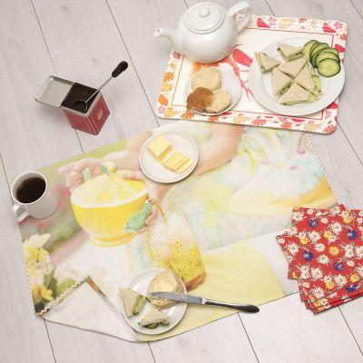 trapos de cocina impresos con fotos