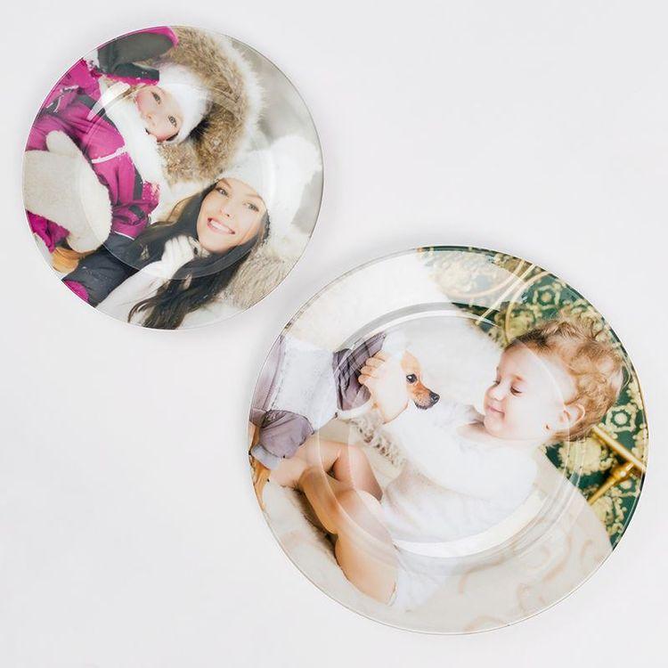 Personalised Ceramic Plates