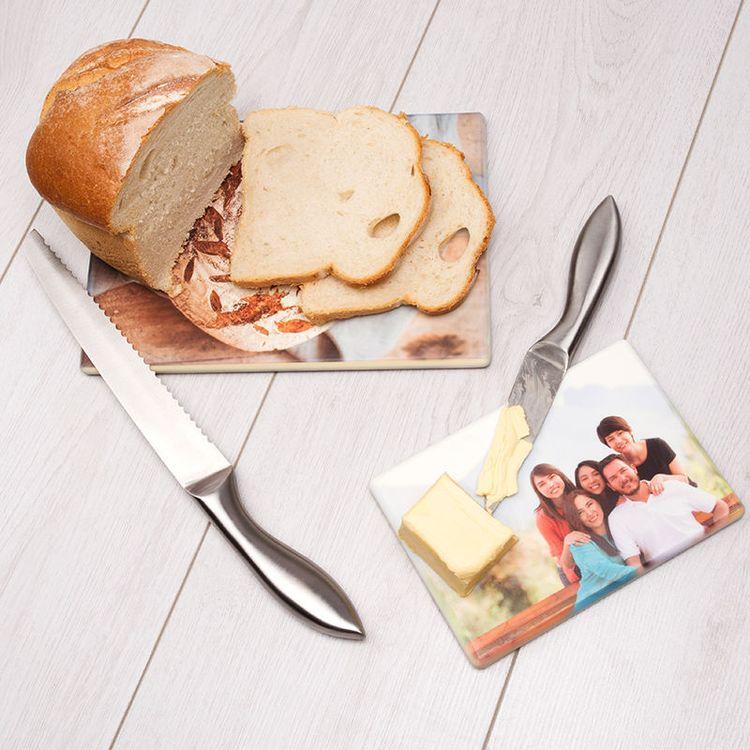 Custom Bread Cutting Board