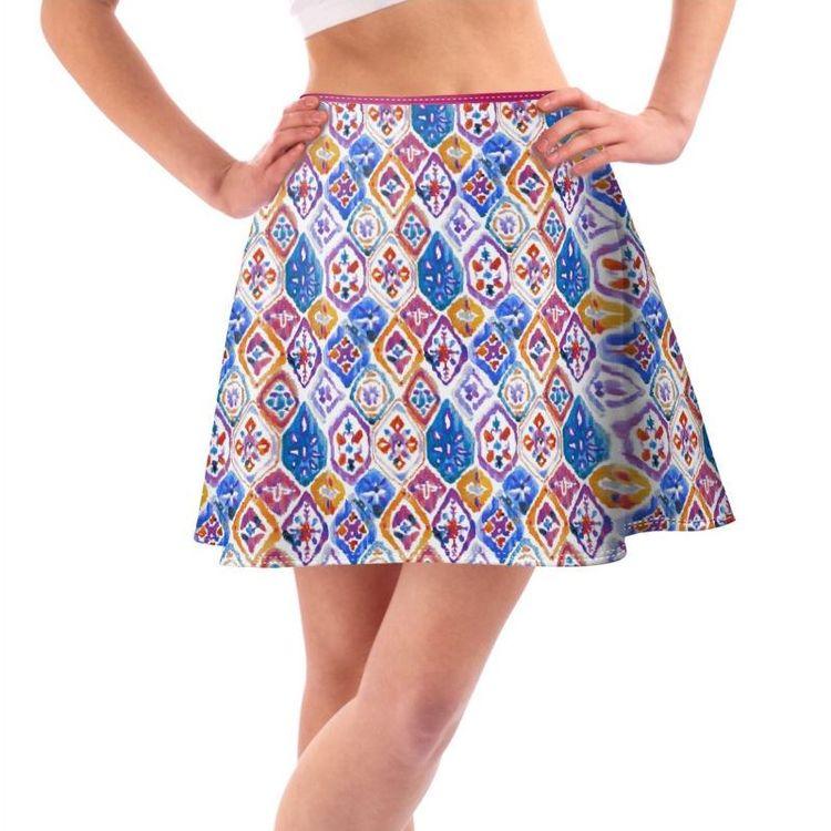 Create a photo printed skirt UK