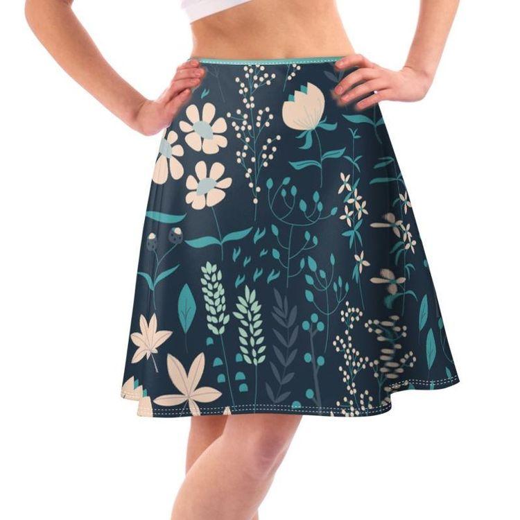 オリジナル スカート