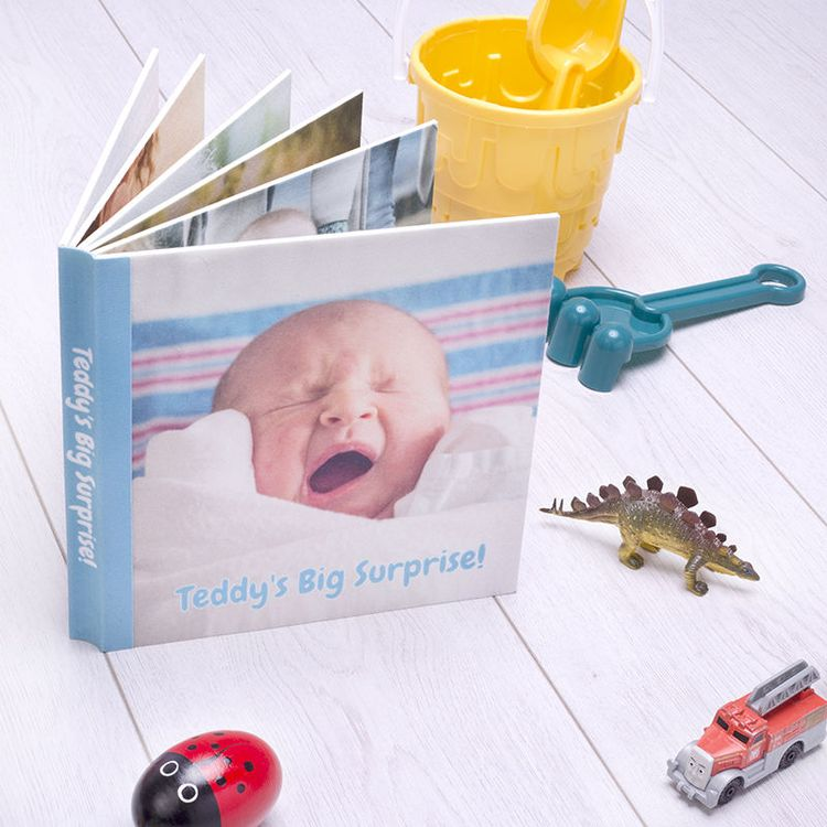 libro di feltro personalizzato per bambini