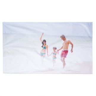 towel custom printed for babies